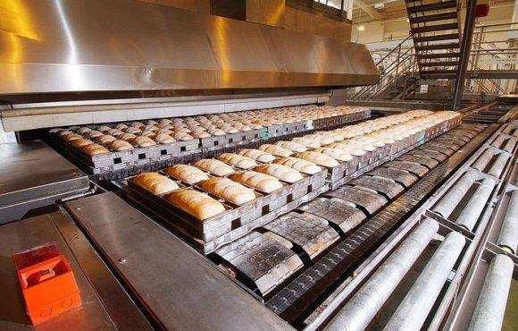 Panaderías industriales