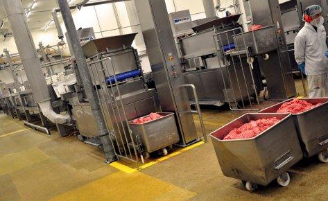Proceso de la carne y sus derivados