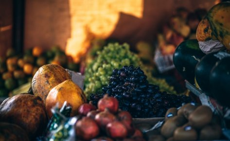 Proceso Frutas y Vegetales